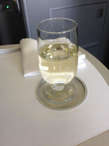 Iberia Flight Review A330-300 Business Class28