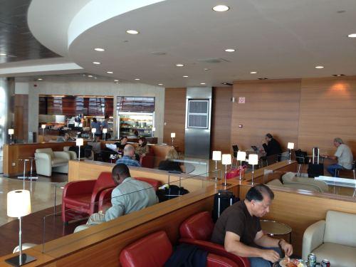 Iberia Velázquez VIP Lounge – Madrid Terminal 4S06