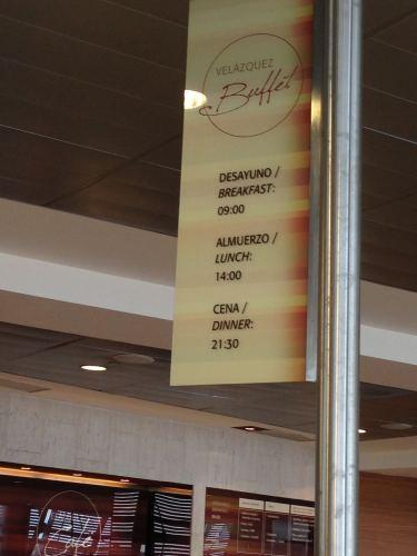 Iberia Velázquez VIP Lounge – Madrid Terminal 4S25