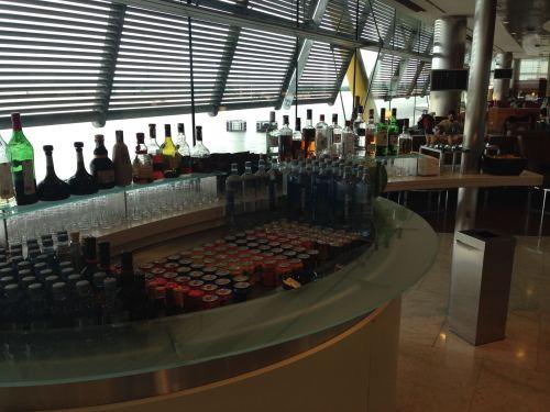 Iberia Velázquez VIP Lounge – Madrid Terminal 4S32