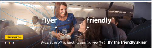 UA Flyer Friendly