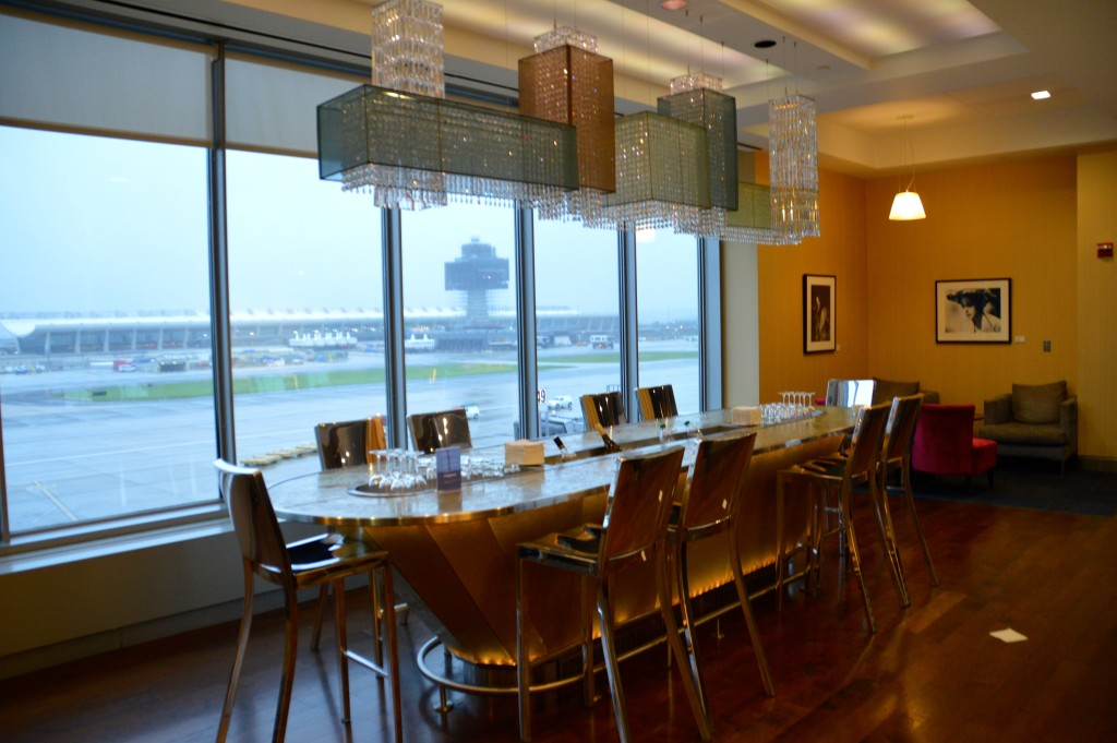 British Airways Galleries Lounge in Washington-Dulles