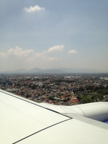 mexicofromtheair