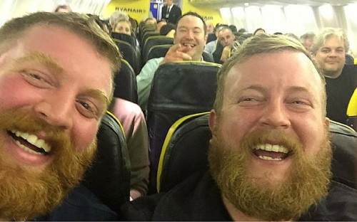 Passengers Look the Same