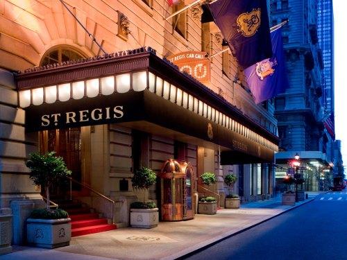 St Regis NY