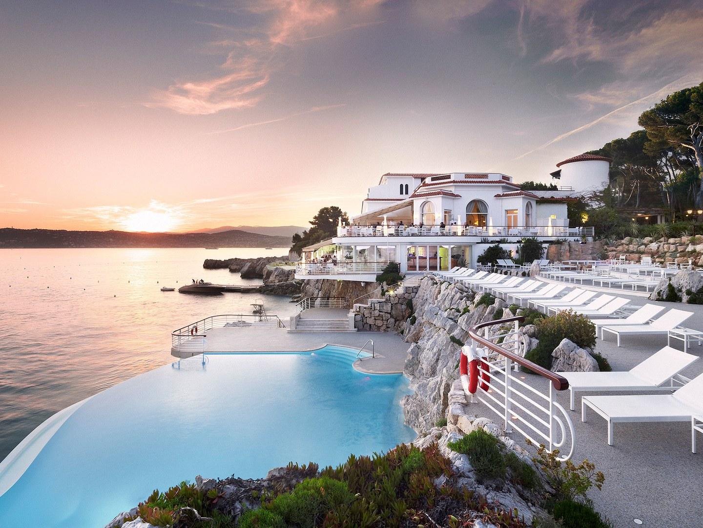 Hotel Du Cap Eden Roc Booking