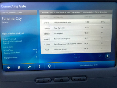 Copa Airlines Trip Report88