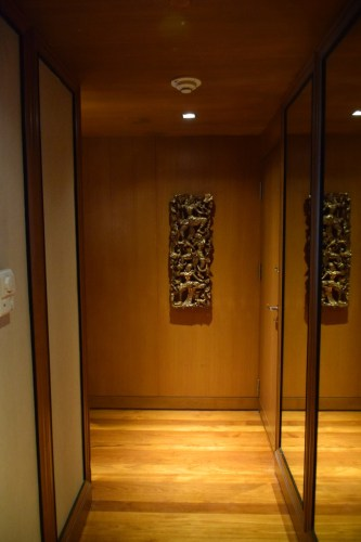 Conrad Bangkok Executive Corner King Room - Entryway