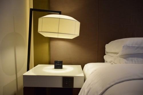 Grand Hyatt Taipei - Grand Suite Twin Night Stand