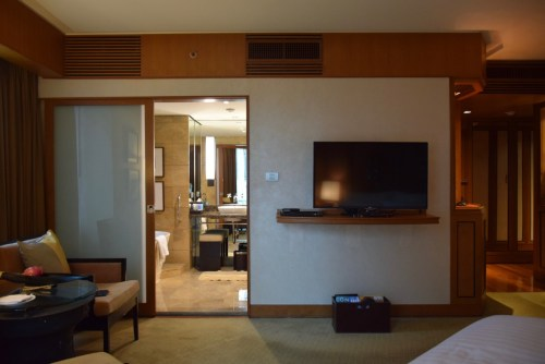 Conrad Bangkok Executive Corner King Room - TV
