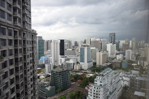 Conrad Bangkok Executive Corner King Room - View