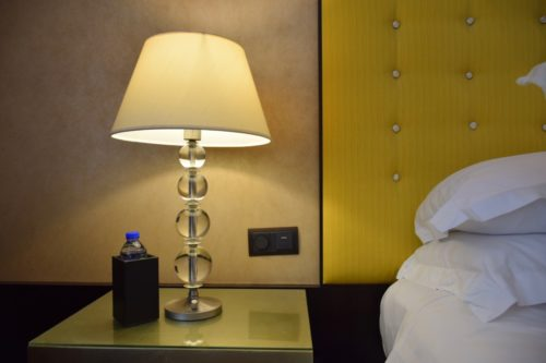 InterContinental Hong Kong Patio Room - Night Stands