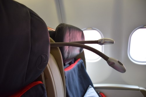 """Turkish Airlines """"Old"""" Business Class"""