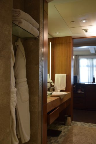 Park Hyatt Istanbul Park Deluxe Twin - Bathroom