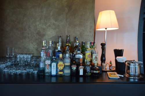 Turkish Airlines CIP Lounge - Alcohol