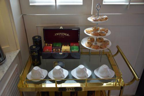 Coral Executive Lounge Bangkok-Don Mueang Tea