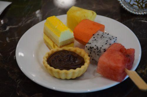 Coral Executive Lounge Bangkok-Don Mueang Dessert