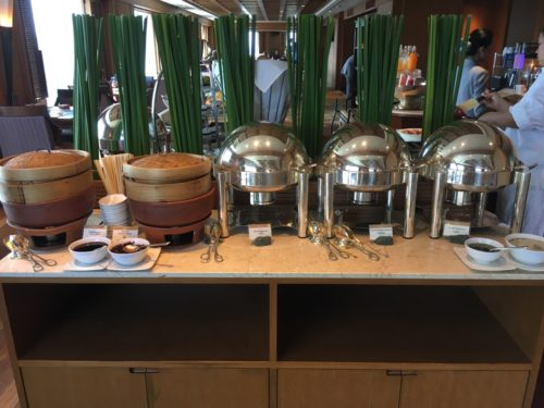 Breakfast Spread - Hot Asian Selections