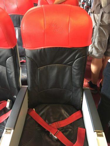 AirAsia Chiang Mai to Bangkok - HOT Seat