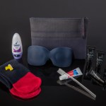 Qantas First Class Martin Grant Amenity Kit (Female Version)
