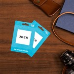 Buy an Uber Gift Card on Amazon with a discount!