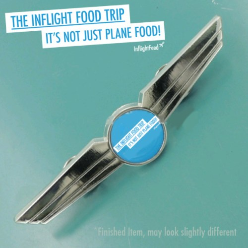 The Inflight Food Trip is a documentary that will chronicle the journey of airline food