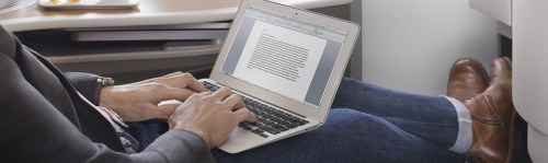 Many US carriers have Wi-Fi on the majority of their fleet