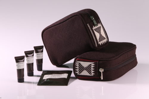 Current Etihad First Class Amenity Kit