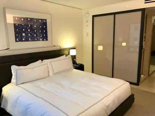 Conrad New York Deluxe Suite - Bedroom