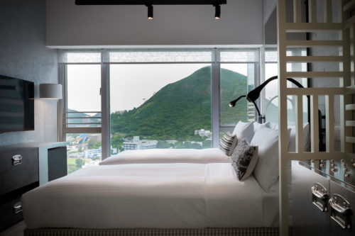 The Ovolo Southside Hotel in Hong Kong is an SPG Category 3 Hotel
