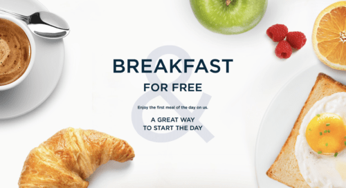 Accor is throwing in free breakfast with the Super Sale