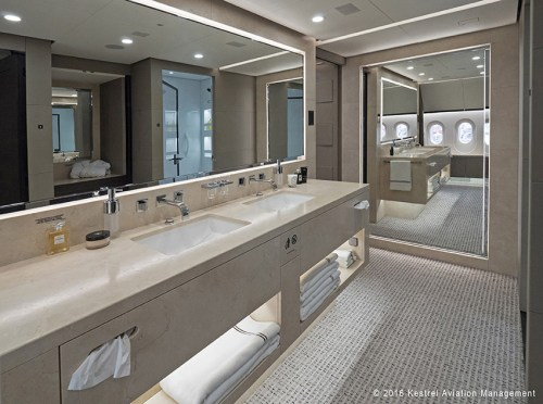 Dream Jet Bathroom