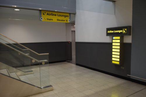 The Emirates Lounge JFK