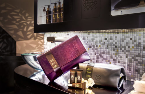 Etihad's new First Class toiletries