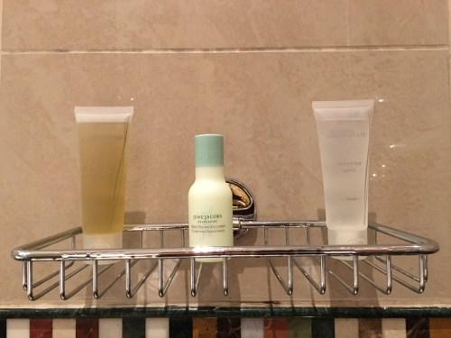 Grand Hyatt Dubai Grand King Room - Toiletries