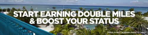 Earn Delta Medallion Qualifying Miles with Hilton Stays