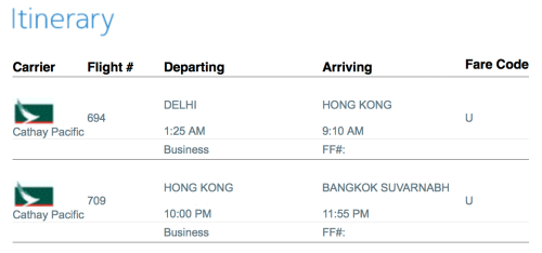 "American Airlines charged me 40,000 miles for the ticket between Delhi and Bangkok, despite the fact that it exceeded the purpoted ""rule"" about MPM."