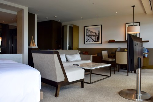 Park Hyatt Sydney Living Room