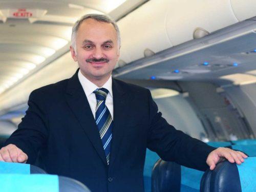 Turkish Airlines CEO Temel Kotil