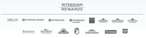Wyndham Rewards brands