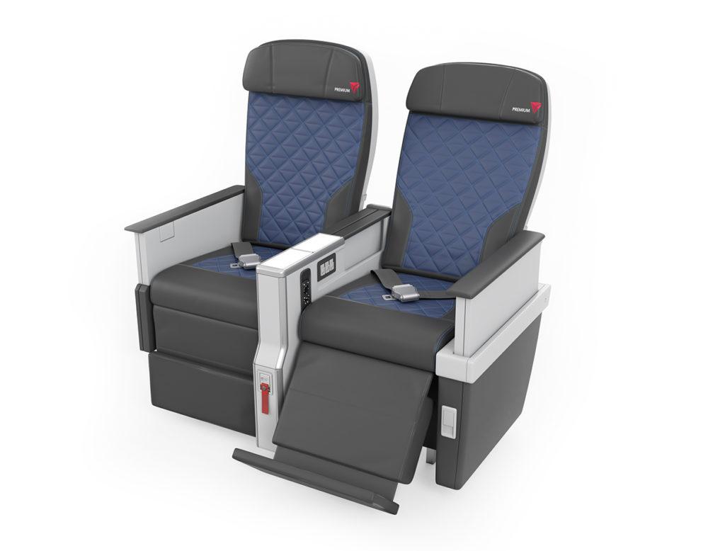 Delta Premium, Delta's Premium Economy product