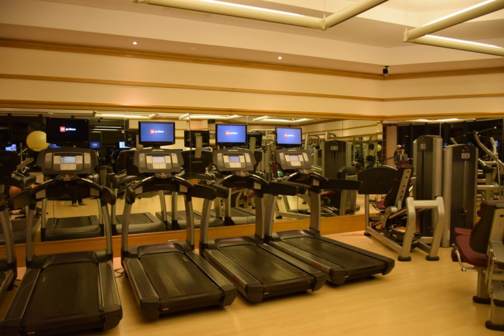 Four Seasons Singapore - Gym