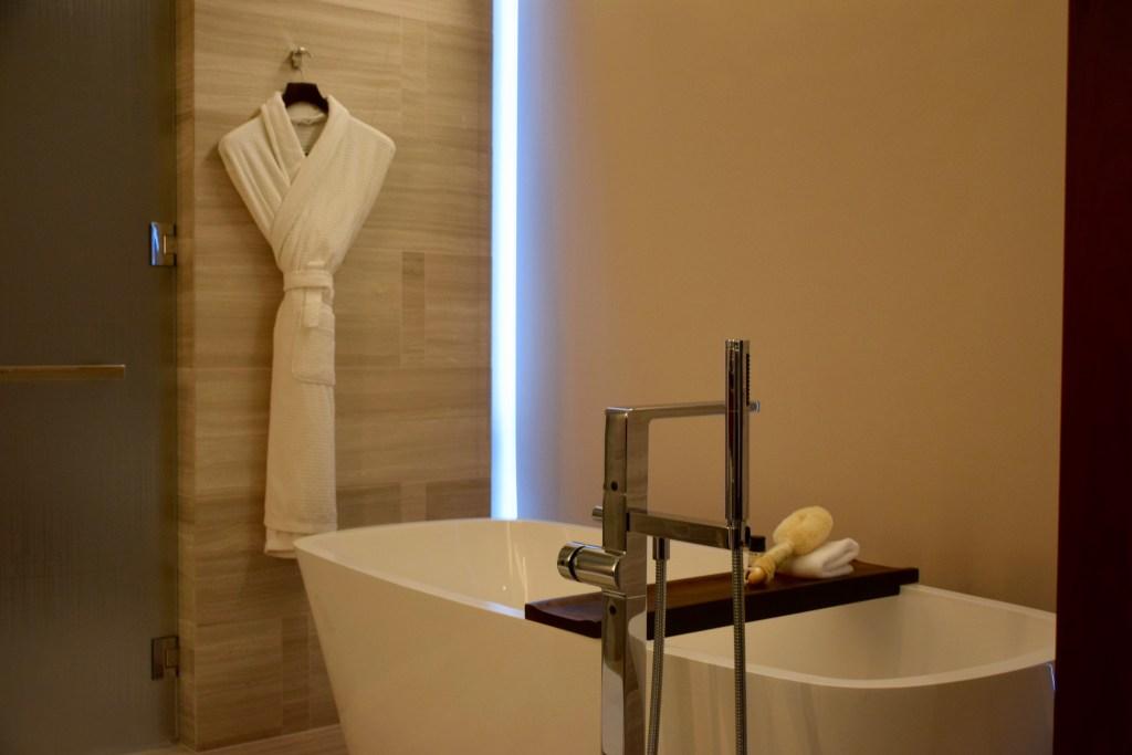 Park Hyatt New York Bathroom