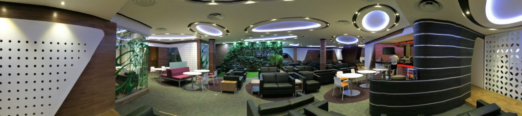 VIP Lounge at Guadalajara Miguel Hidalgo International Airport. Source: Priority Pass