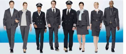 American-Airlines-New-Uniforms