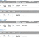 China Airlines Skymiles SkyTeam award availability