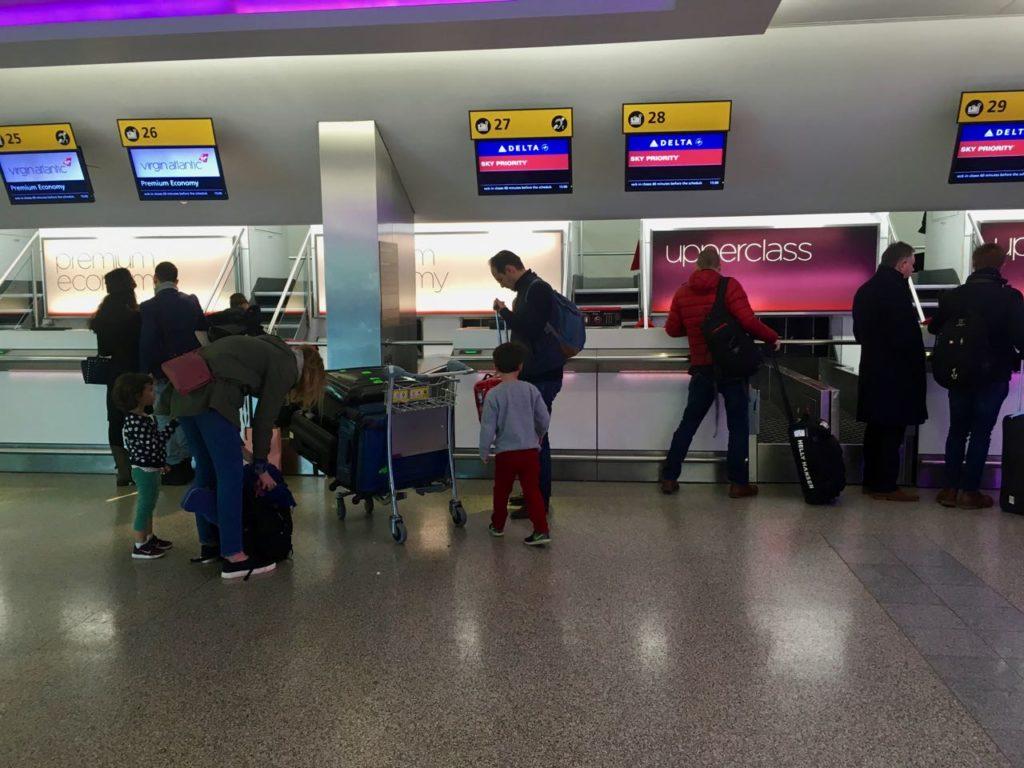 Trip Report Virgin Atlantic Premium Economy The