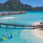 The InterContinental hotels in Bora Bora will now cost 70,000 points a night. Source: IHG
