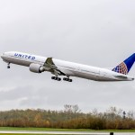 A United 777-300ER. Source: United