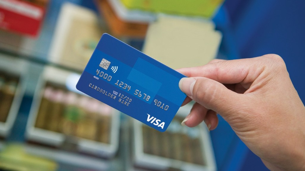 Visa is eliminating signature requirements on credit card purchases starting April 2018. Source: Visa